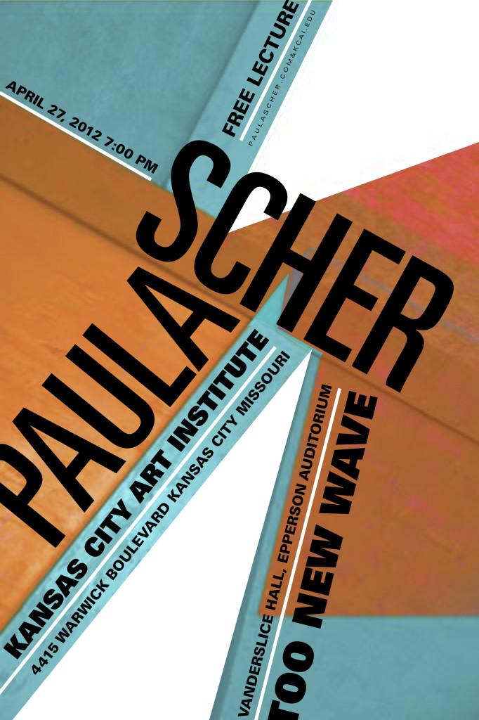 Paula Scher Poster - Jselz