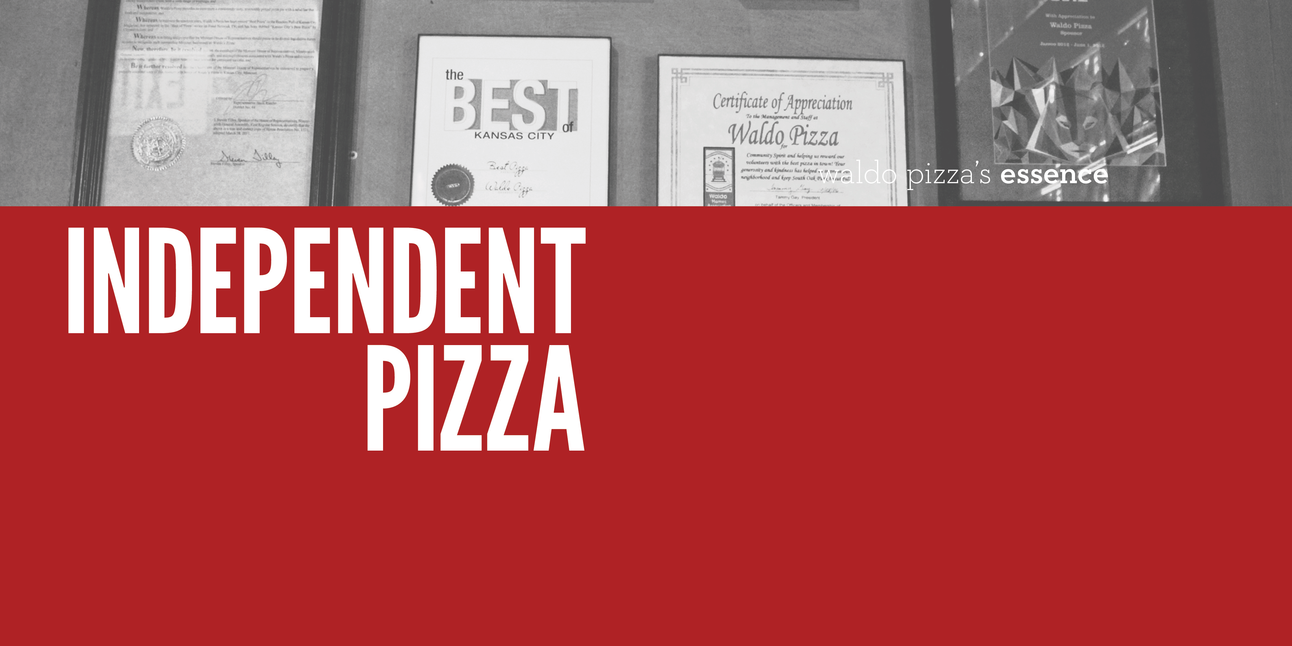 Branding, Rebrand, Design, Pizza, Kansas City, KC, Foodie, Independent company
