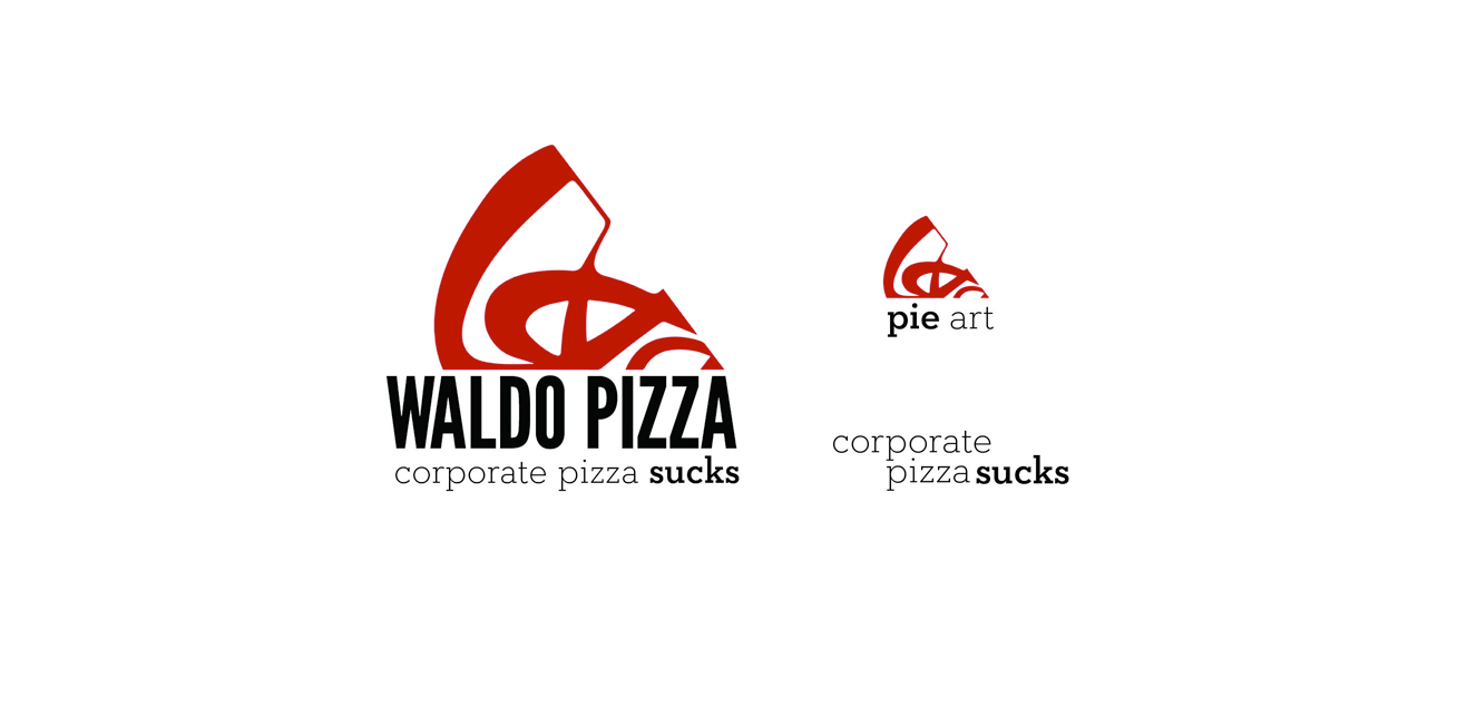 Branding, Rebrand, Design, Pizza, Kansas City, KC, Foodie