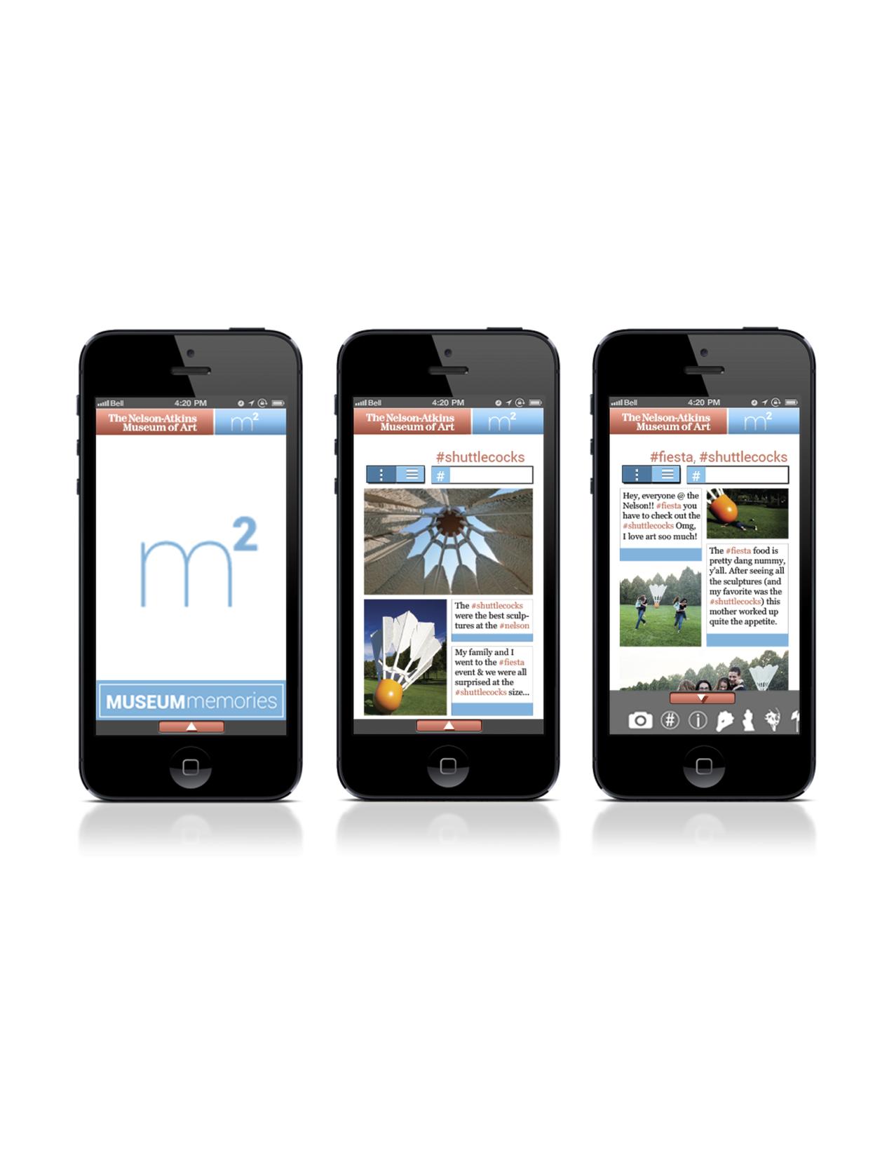 M² – MUSEUM MEMORIES