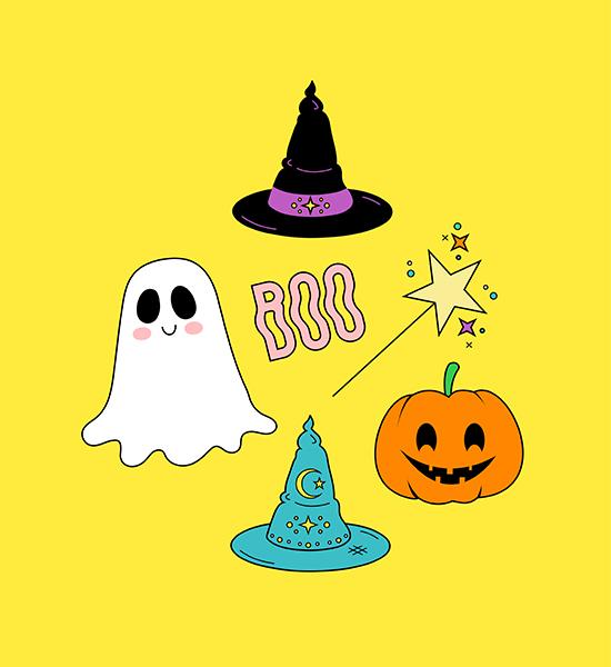 Halloween 550x600
